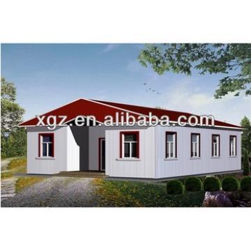 Modern prefab model prefab luxury villa design