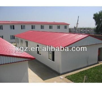 ISO9001 cheap prefab house