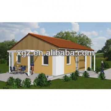 Economic and Popular new designed prefab house