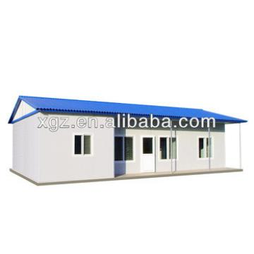 sandwich panel low cost house steel prefabricated for sales
