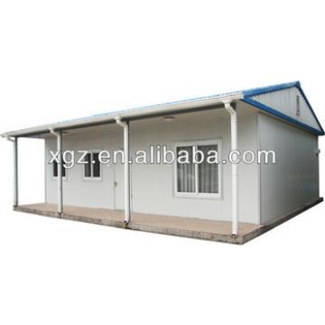 XGZ lower cost sandwich panel prefab home design