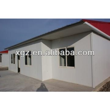 XGZ sandwich panel low cost prefab house design drawing