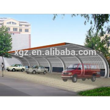 Steel Frame Steel Structure Carport Building