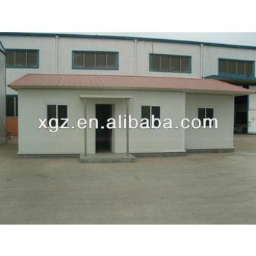 China Modern prefab model prefab luxury villa design