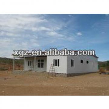 XGZ sandwich panel low cost portal house