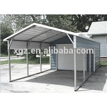 Steel Frame Economic Steel Structure Car Shed