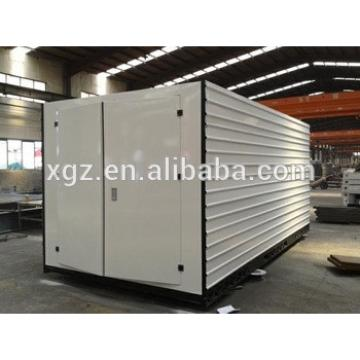 Steel Frame Steel Structure Movable Container House