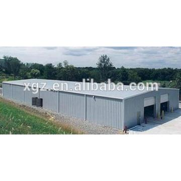 steel construction light weight industrial tent