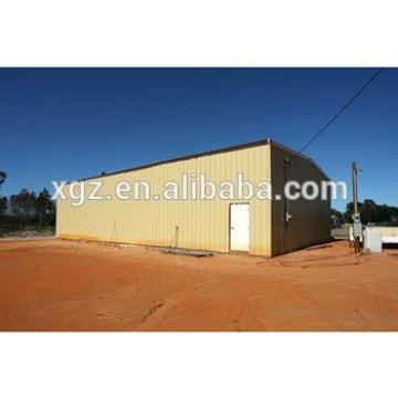 Steel Structure Agricultural Garage Prefabricated House