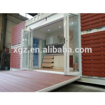 Steel Structure Prefab House Movable Container House