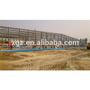 removable high strength china low price steel structure warehouse