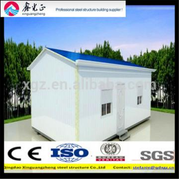 well designed prefabricated house