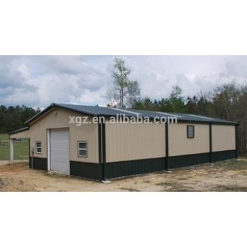 high quality modernized steel structure sheds for storage