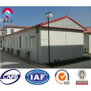 Modular Steel Structure Prefabricated House for Living and Working