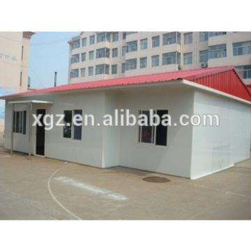 Cheap prefab steel movable house for hot sale