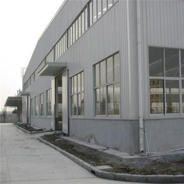 Economic Prefabricated Light Weight Steel Garage Buildings