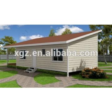 Easy Construction Low Cost Steel Prefab Home/House/Office