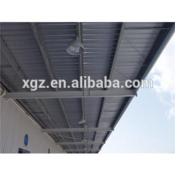 metal cladding multifunctional shanghai xingang warehouses for lease