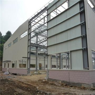 Competitive Price Easy To Install Prefab Steel Building
