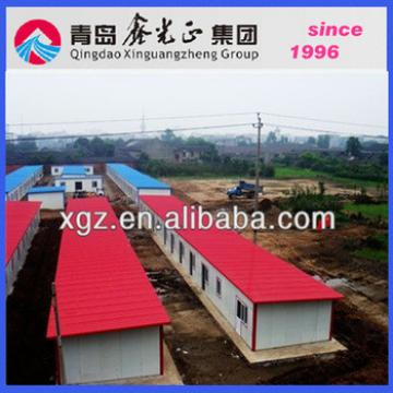 Low Cost Turnkey Prefab House