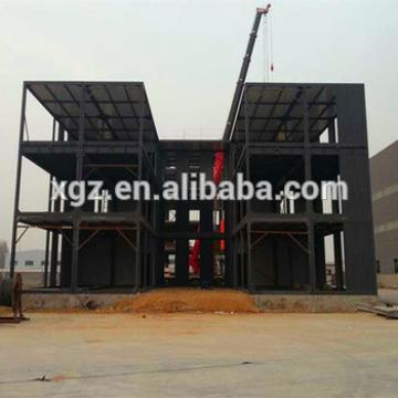Low Cost Steel Structural Prefabricated Building