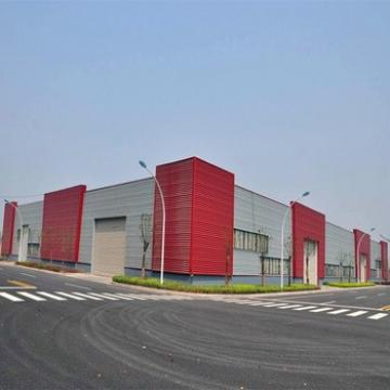 Low Price Modern Design Light Steel Structure Prefabricated Warehouse China