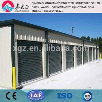 Community prefabricated steel building