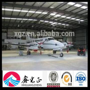 Metal Prefabricated Aircraft Hangar