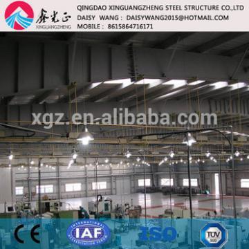 Green house prefabricated steel building