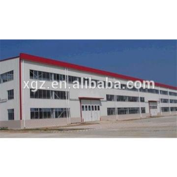 economic high rise light steel structure building wide span
