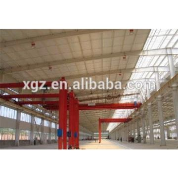 fast construction prebuilt steel structure for airport building