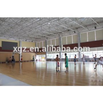 Gymnasium Metal Building For Basketball Court