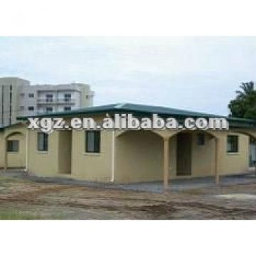 easy assemble Prefabricated house as living house and office
