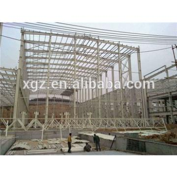 truss steel frame steel structure shopping mall