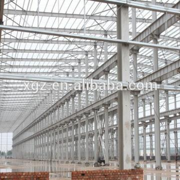 structrual fast construction steel structure layout