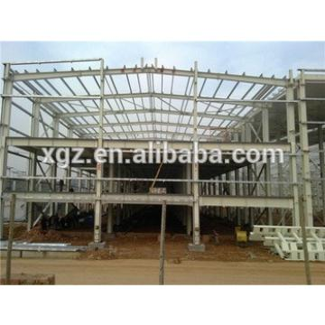 demountable fast construction steel structure design