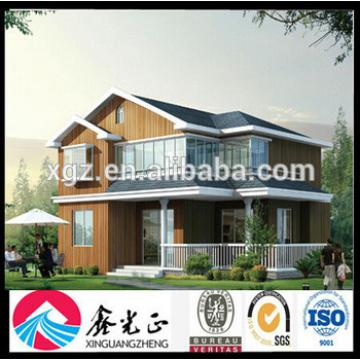 2014 Hot!!! Prefab Luxury Steel Villa