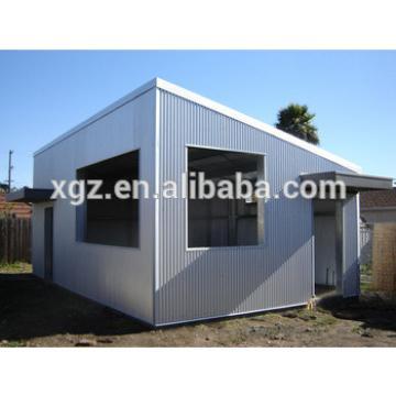 Pre-engineered steel building for art studio