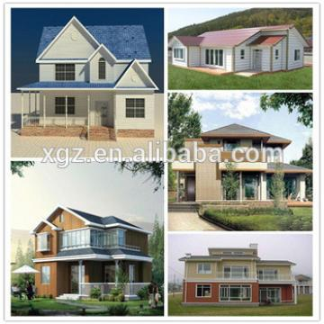 modernized cheap villa architectural design