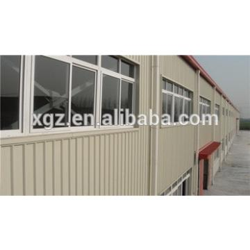 bolted connection prefabricated big span steel structure