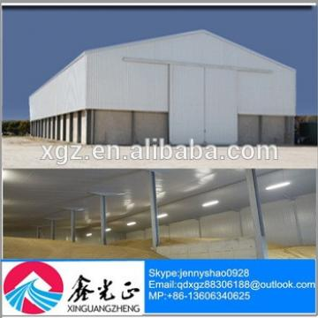 weatherproof storage shed/steel shed/mobile storage shed for Grain