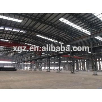 ISO & CE certificated well welded steel structure shed design