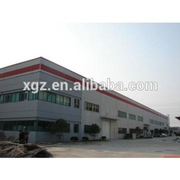 steel structural framework clear span prefab steel structure