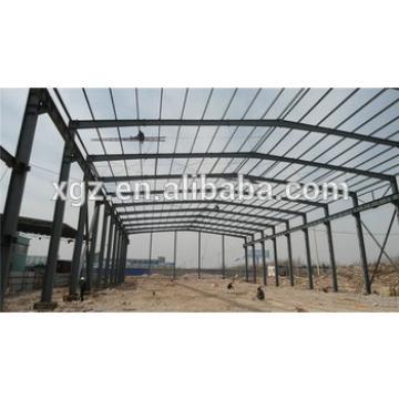 prebuilt portal building steel structure