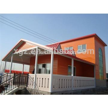 made in china best price design luxury prefab homes
