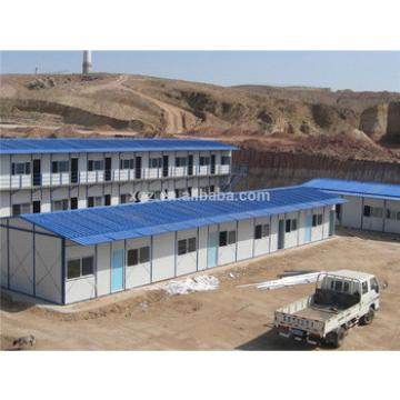 Easy assembly comfortable temporary prefab mining building
