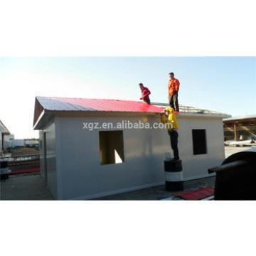 prefab low cost easy assembly house