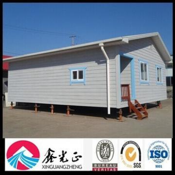 Small Smart Prefab Townhouse
