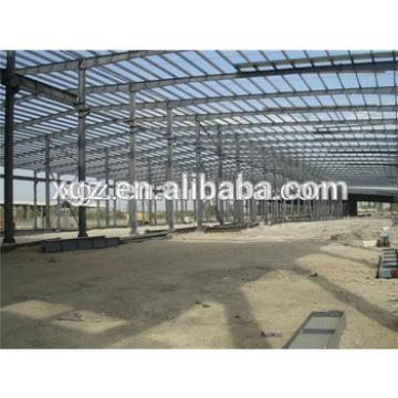light weight well welded low price prefabricated construction plant