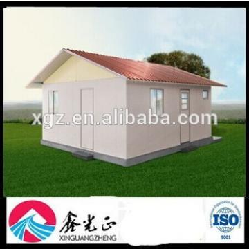 Comfutable Affordable Steel Prefabricated Hostel